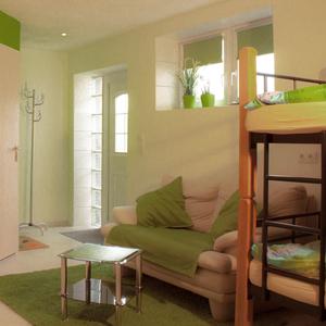 1-Zi. Appartement