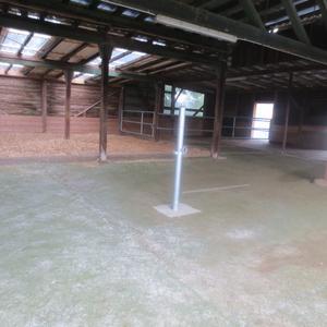 Stall-Innenbereich
