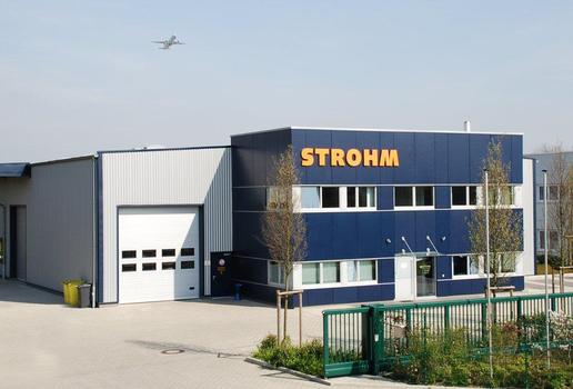 Firmengelände Andreas Strohm Hufbeschlagartikel e.K.
