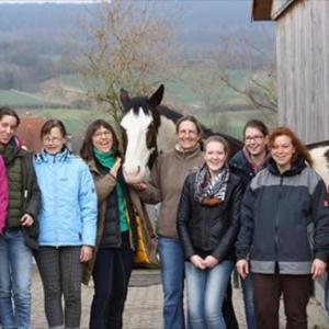 Team der Pferdepraxis Einbeck