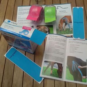 Kinesiotaping für Pferde