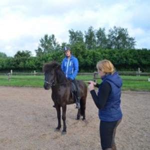Cettina Zecha Bachelor of Science Pferdewirtschaft, Trainer Reiten FN
