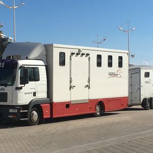 Pferdetransporte Hofmann