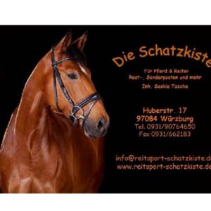 Die Schatzkiste für Pferd & Reiter