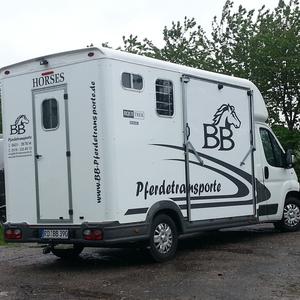 BB-Pferdetransporte