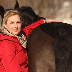 Pferdeosteopathie Tanja Bagaric