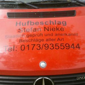 Hufbeschlag Stefan Nieke