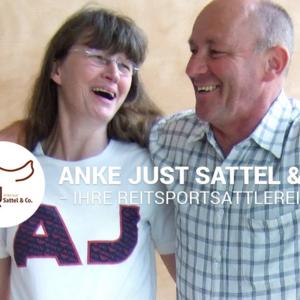 Anke Just Sattel & Co. Sattlerei Reitsportfachgeschäft Saddlefitting Akademie